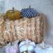 Welurowe dynie, wypełnione kulką silikonową, rozmiary, 9cm średnicy, 15cm, 20cm