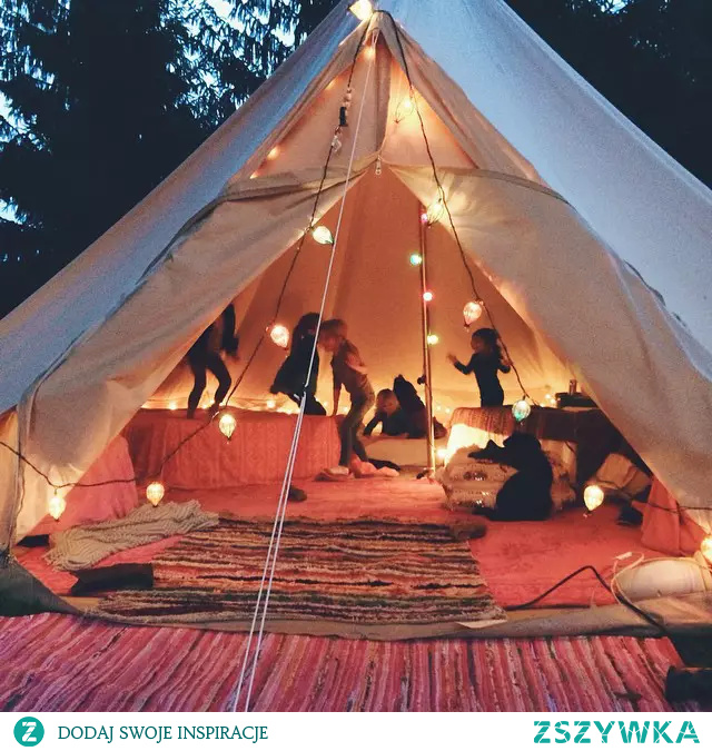 #namiot #ogród #jestzabawa