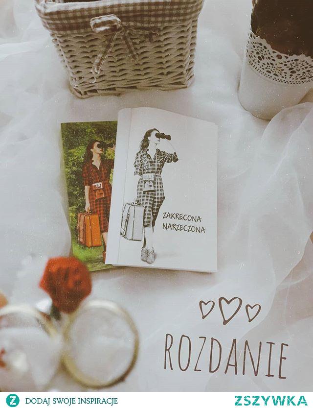 Zapraszamy na rozdanie  Instagram - sisters_as_books :)