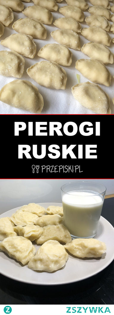 Przepis na Pierogi Ruskie