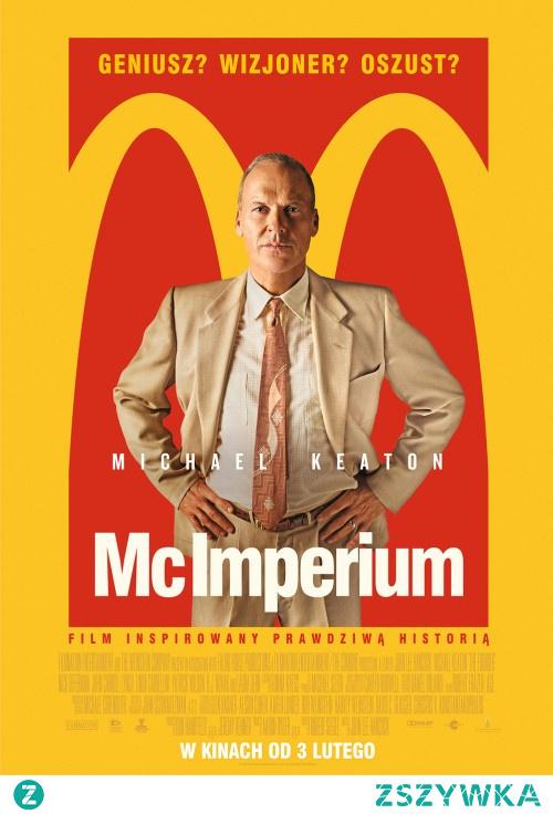 Ray Kroc wchodzi w spółkę z braćmi McDonald. Wkrótce otwierają restauracje oferujące dania podawane klientom w niecałą minutę. Link do strony: filmowo-online.pl  Pakiety dostępne na naszej stronie: 1. 7-dniowy pakiet za 9,99zł 2. 15-dniowy pakiet za 14,99zł 3. 30-dniowy pakiet za 19,98zł 4. 60-dniowy pakiet za 29,99zł Znajdźcie nas także na fejsie!