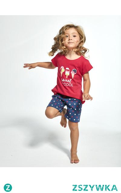 Piżamka dziewczęca w promocyjnej cenie na stronie producenta Cornette.  Wysoka jakość w dobrej cenie. Sprawdź już dziś!