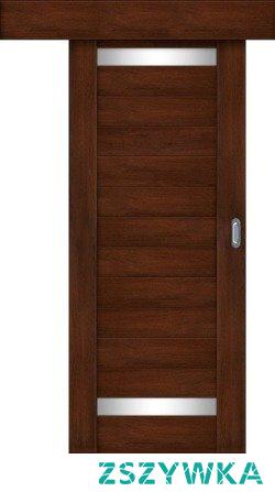 Niebanalne drzwi przesuwne do pokoju