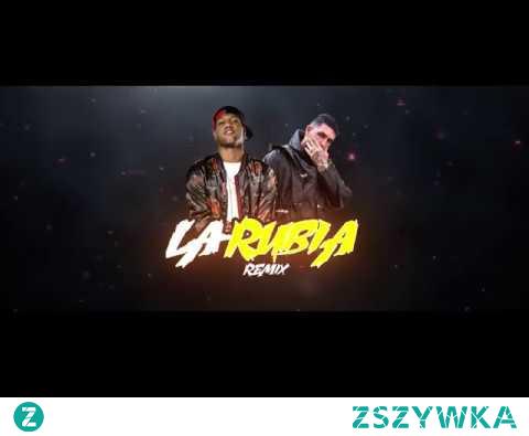 La nueva escuela ft Omar Montes La rubia remix 2 (Lyric Video)