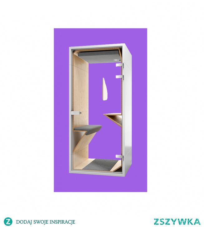 Nasz pomysł na ciche pomieszczenie do biura? Postaw na wygłuszone konstrukcje od Iminpods!