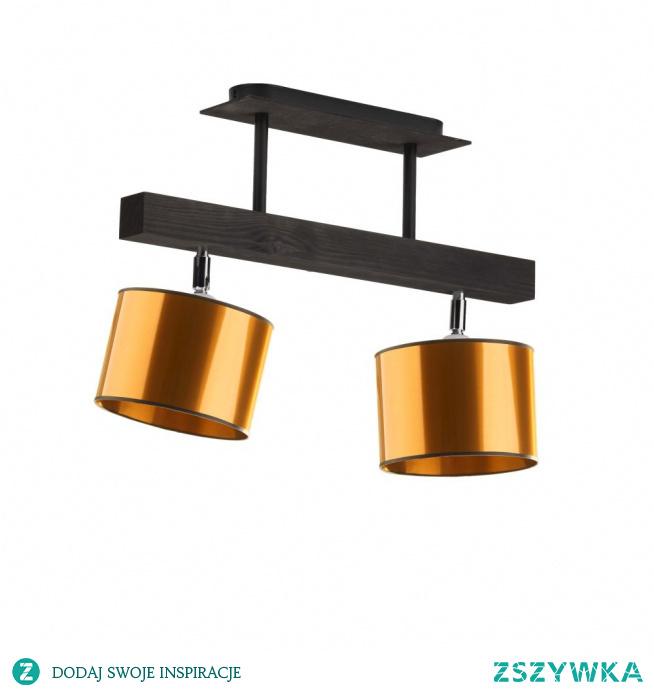 Plafon EPIR MIRROR pasować będzie zarówno do sypialni, kuchni czy pokoju młodzieżowego. Jego unikalna forma fantastycznie współgra z każdym rodzajem mebli i z różnymi dodatkami. Oświetlenie łączy w sobie elementy naturalne z nowoczesnym designem. Drewniana podsufitka kojarząca się przede wszystkim ze stylem skandynawskim dopełniona została obecnością dwóch owalnych kloszy. Materiał PVC, z którego zostały wykonane osłony żarówek występuje w kolorze złotym lub miedzianym a jego powierzchnia w cudowny sposób odbija światło imitując tym samym lustro. Lampa EPIR MIRROR została wyposażona w miejsca na źródła światła z gwintem E27 i maksymalną mocą 60W.  Do wyboru mamy 2 wersje kolorystyczne: złoty i miedziany.