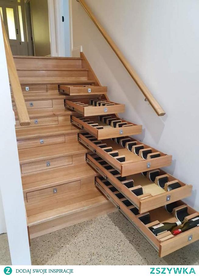 #schody #wino #dodatkowemiejsce