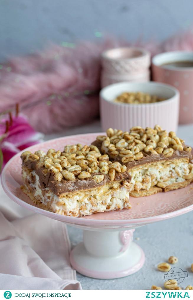 Ciasto Kinder Country #jedzonko #mmm