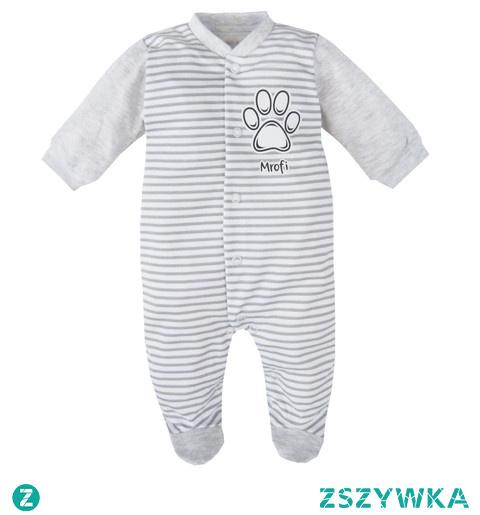 pajacyk niemowlęcy od fazymazy