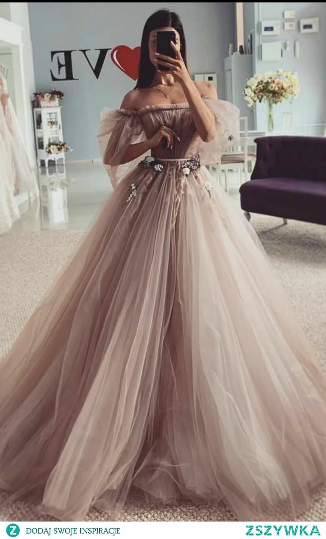 Mega suknia ❤️ #suknia #dlugasuknia