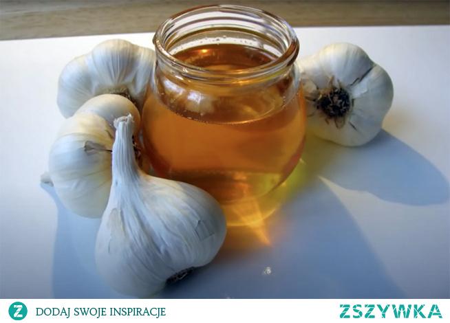 Syrop z czosnku – naturalny antybiotyk na wirusy i przeziębienia