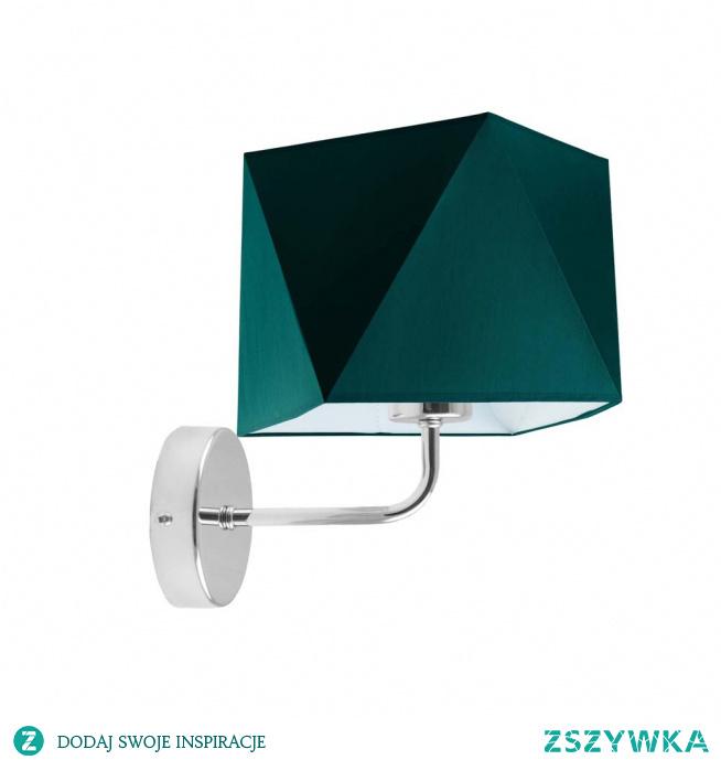 Świeża nieszablonowa aparycja kinkietu TURYN z pewnością przykuje uwagę niejednego miłośnika designerskich, nowoczesnych wystrojów wnętrz. Wielowymiarowa struktura abażuru stanowiącego zwieńczenie tej lampy, powoduje, że kinkiet przybiera innowacyjną postać, przyciągając tym samym wzrok licznej grupie odbiorców. Warto także podkreślić, że lampa ta nie tylko doda naszym wnętrzom osobliwego futurystycznego charakteru ale także sprawi swym ciepłym światłem, że wnętrze to stanie się klimatyczne i przytulne. Kinkiet ten charakteryzuje się także wysoką jakością wykonania co pozwala na umieszczenie go, w każdym rodzaju pomieszczenia począwszy od wiecznie zatłoczonej domowej kuchni po zaciszne spokojne wnętrze naszej osobistej sypialni.  Kinkiet TURYN dostępny jest w kilkunastu wariantach kolorystycznych abażurów: biały, ecru, jasny szary (gołębi), miętowy, musztardowy, jasny różowy, jasny fioletowy, beżowy, szary (stalowy), czerwony, niebieski, fioletowy, zieleń butelkowa, granatowy, grafitowy, brązowy, czarny, szary melanż (tzw. beton) oraz 5 kolorach stelaży: biały, czarny, chrom, stal szczotkowana, stare złoto.