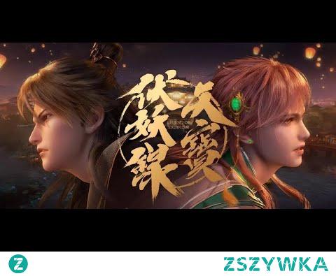 Tian Bao Fuyao Lu/Legend of Exorcism Opening Full DMV/AMV「天宝伏妖录」《天地为念》Zhou Shen 周深