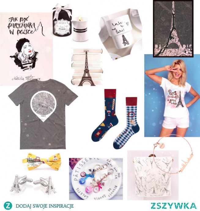 Prezenty dla fanów Paryża + 10 uniwersalnych prezentów, które łatwo spersonalizujesz