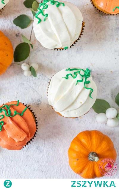 Babeczki dyniowe - Najlepsze przepisy | Blog kulinarny - Wypieki Beaty