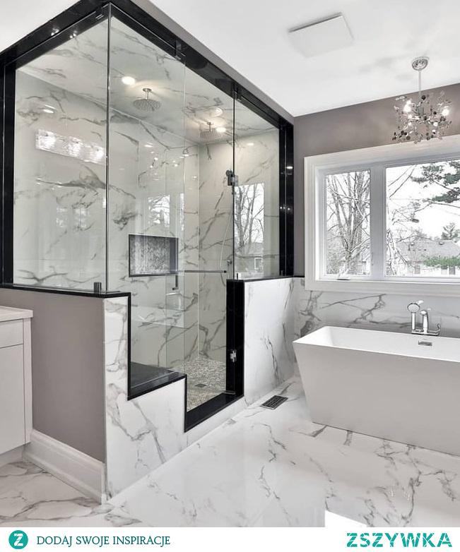 duża łazienka #wnętrze #pieknie