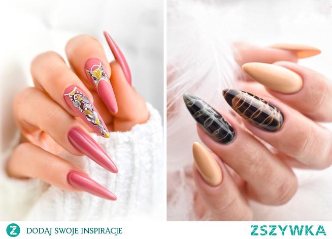 Szukacie pomysłów na jesienny manicure? Sprawdźcie najnowsze inspiracje z wykorzystaniem naszych produktów, które doskonale sprawdzą się w tym okresie!