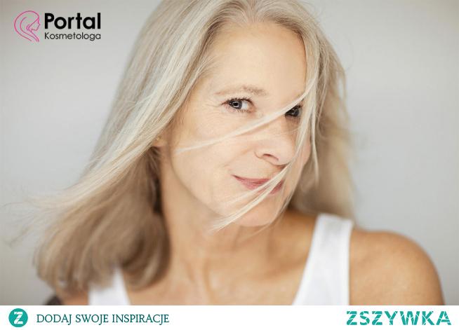Starzenie się skóry w okresie menopauzy
