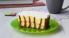 Łatwe ciasto z budyniem bez...