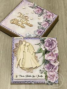 W dniu ślubu Izy i Jacka <3