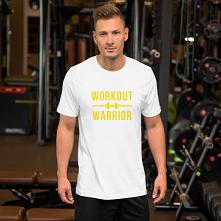 Nowość!! Koszulka Workout W...