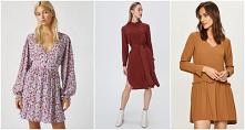 6 sukienek idealnych na jes...
