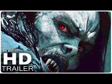 MORBIUS Trailer (2020)