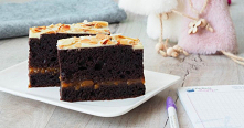 Ciasto kefirowo - czekolado...