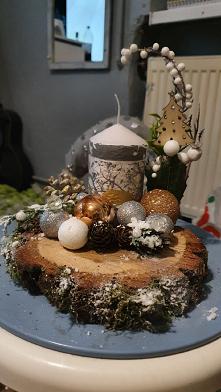 #mały #stroik #świąteczny #...