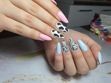 #manicurefrezarkowy #paznokciezelowe