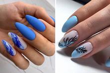 Czy niebieskie paznokcie są...