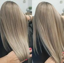 #blond #refleksy