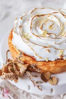 Sernik amaretto z bezą - Najlepsze przepisy | Blog kulinarny - Wypieki Beaty