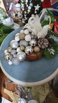 #nowy #stroik #świąteczny #...