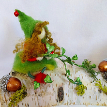 Święta#Dekoracja#Świecznik Magisches Atelier