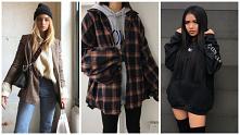 Męskie ubrania, które dziew...