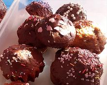 Przepis na muffinki z żurawiną
