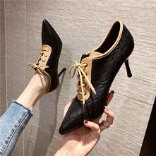 Moda Czarne Zużycie ulicy C...