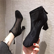 Moda Czarne Przypadkowy Prz...