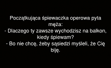#dowcip #spiew