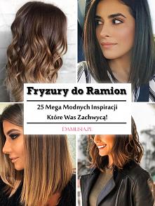 Modne Włosy do Ramion: TOP ...