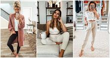 10 modnych stylizacji do ch...