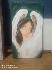 kolejny anioł do kolekcji