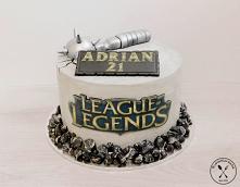 Tort League of Legends pier...