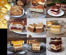 Najlepsze ciasta na święta