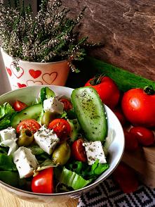Przepis na Fit Sałatkę z Diety