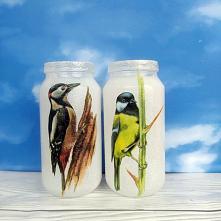 Ptaki#Dekoracja Magisches A...