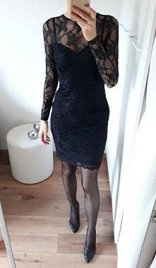 Sukienka koronkowa *new* po...