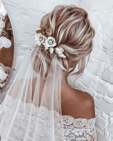 #upięciewłosów #ślub