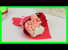 Jak zrobić Bukiet Kwiatów z...